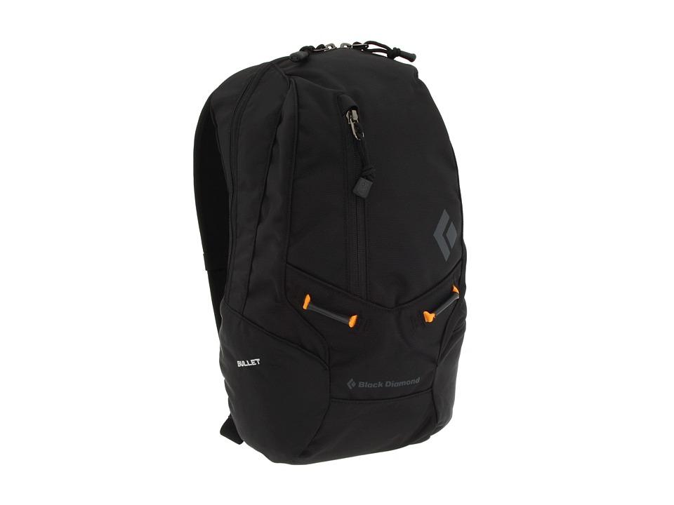image of Black Diamond Bullet (Black) Backpack Bags