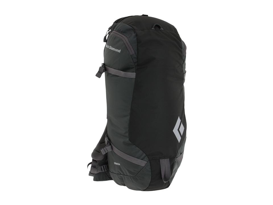 image of Black Diamond Demon (Large) (Coal) Backpack Bags