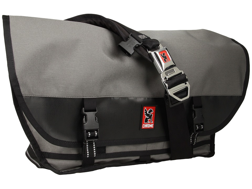 image of Chrome Citizen Messenger (Grey/Black) Messenger Bags