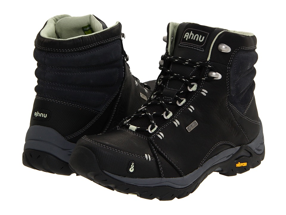 image of Ahnu Montara Boot (Black) Women's Hiking Boots