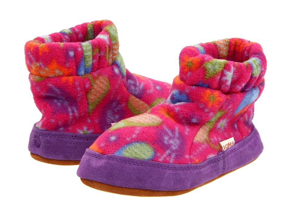 image of Acorn Kids Kadabra (Toddler/Little Kid/Big Kid) (Fat Cat Pink) Girls Shoes