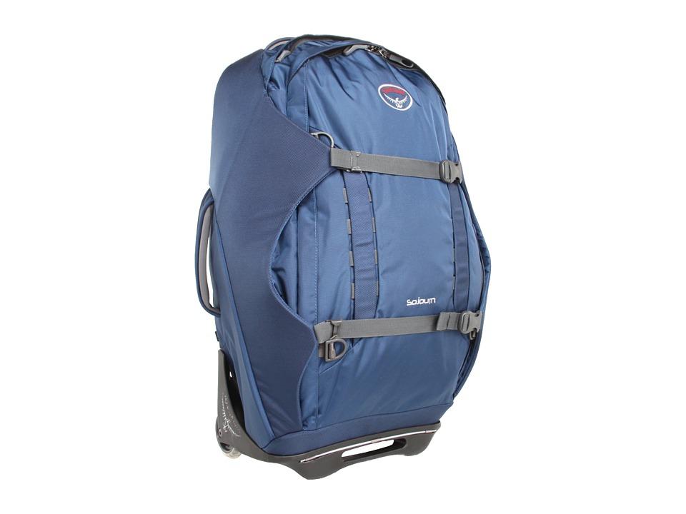 image of Osprey Sojourn 25/60L (Steel Blue) Backpack Bags