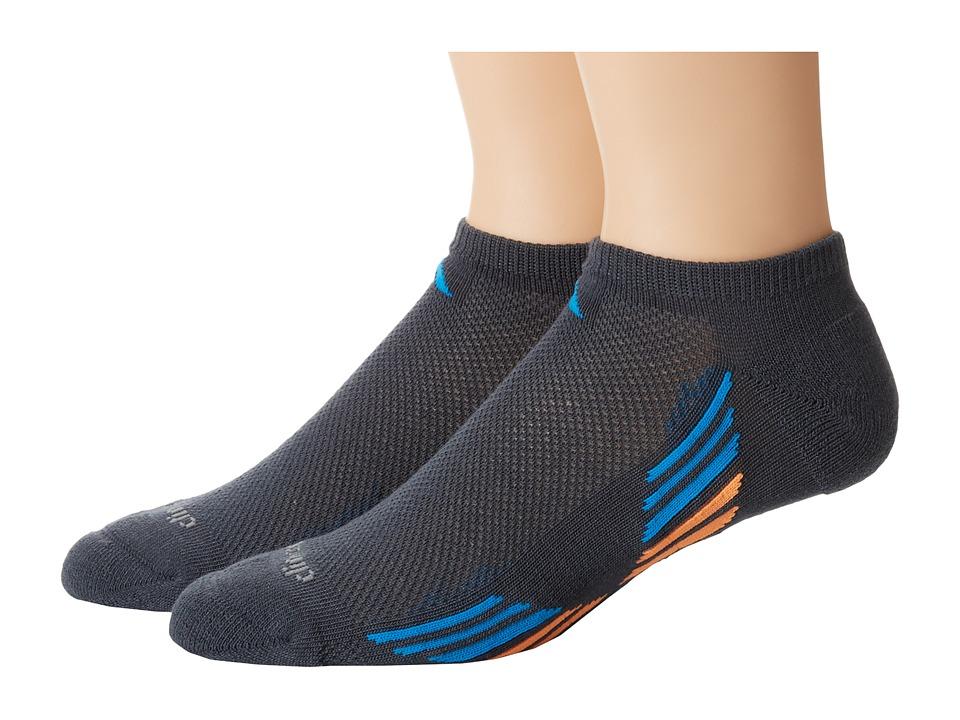 2-Pack adidas Mens Climalite X II No Show Socks
