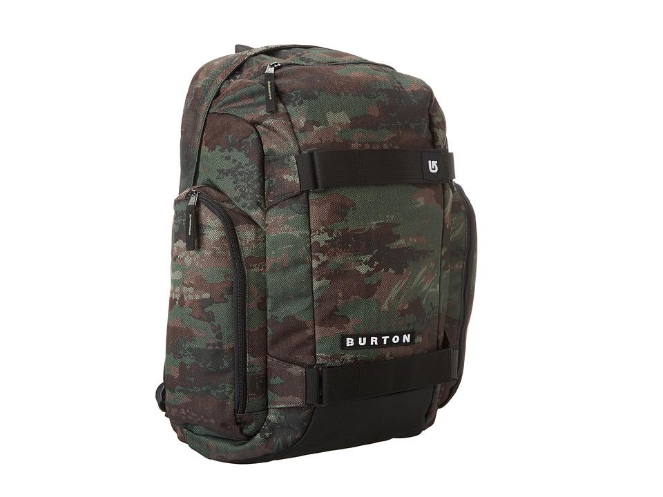 image of Burton Metalhead Pack (Canvas Camo) Backpack Bags