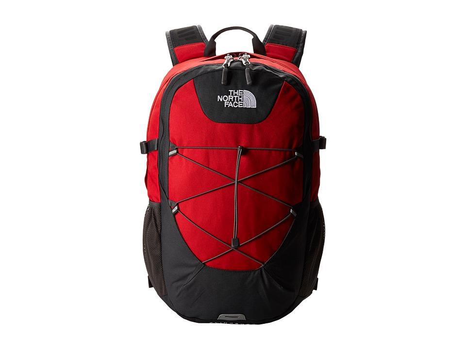 image of The North Face Slingshot (TNF Red/Asphalt Grey) Backpack Bags
