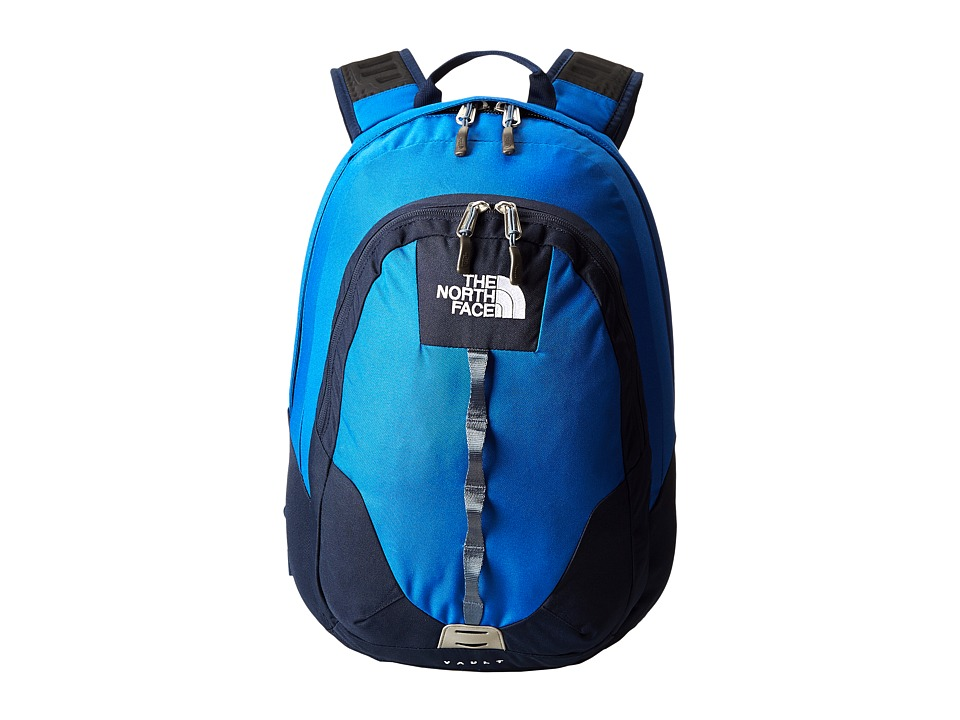 image of The North Face Vault (Nautical Blue/Cosmic Blue) Backpack Bags