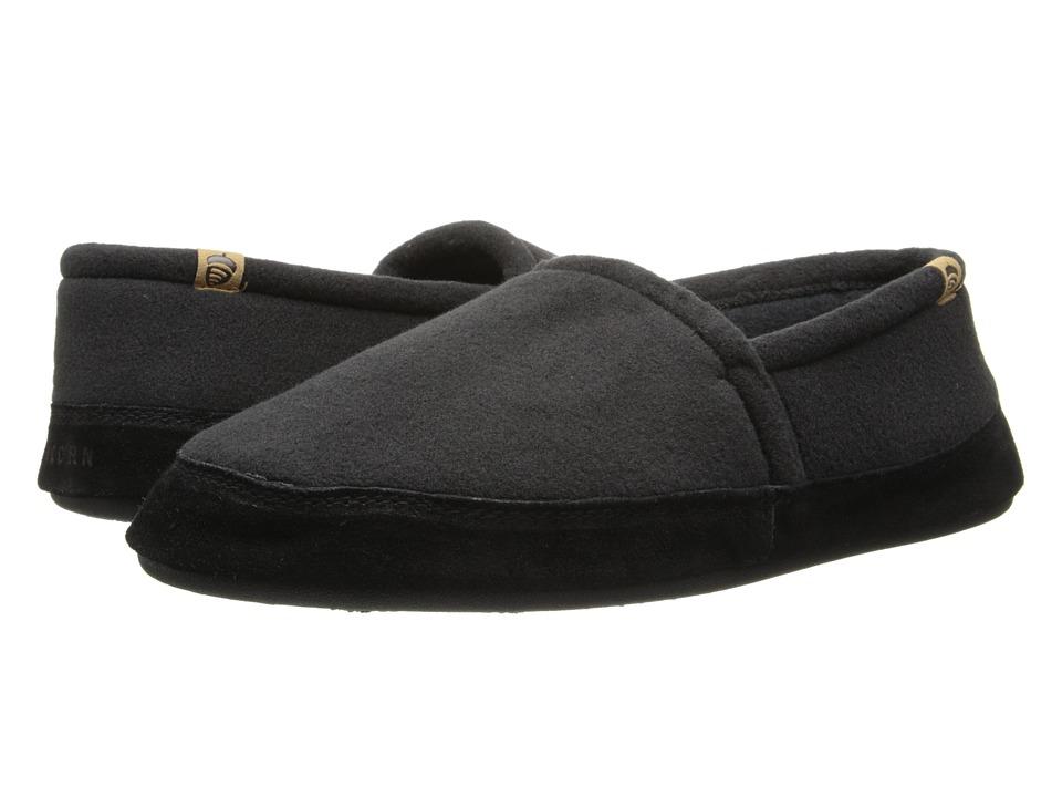 image of Acorn Acorn Moc (Black) Men's Shoes