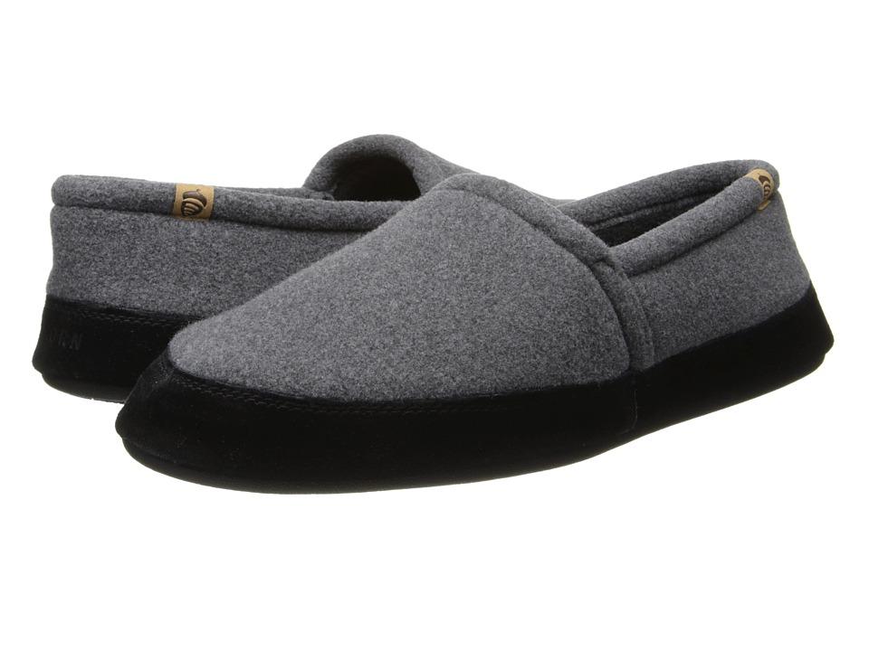 image of Acorn Acorn Moc (Charcoal) Men's Shoes