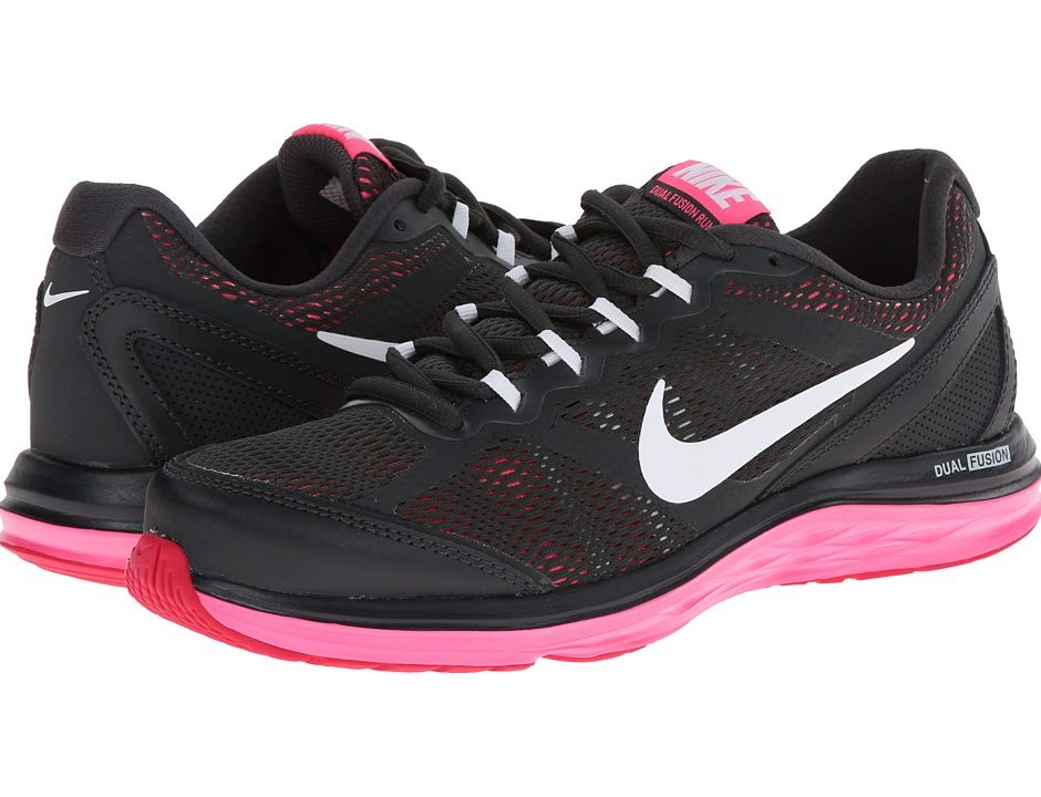 Nike Dual Fusion Run 3 (Anthracite