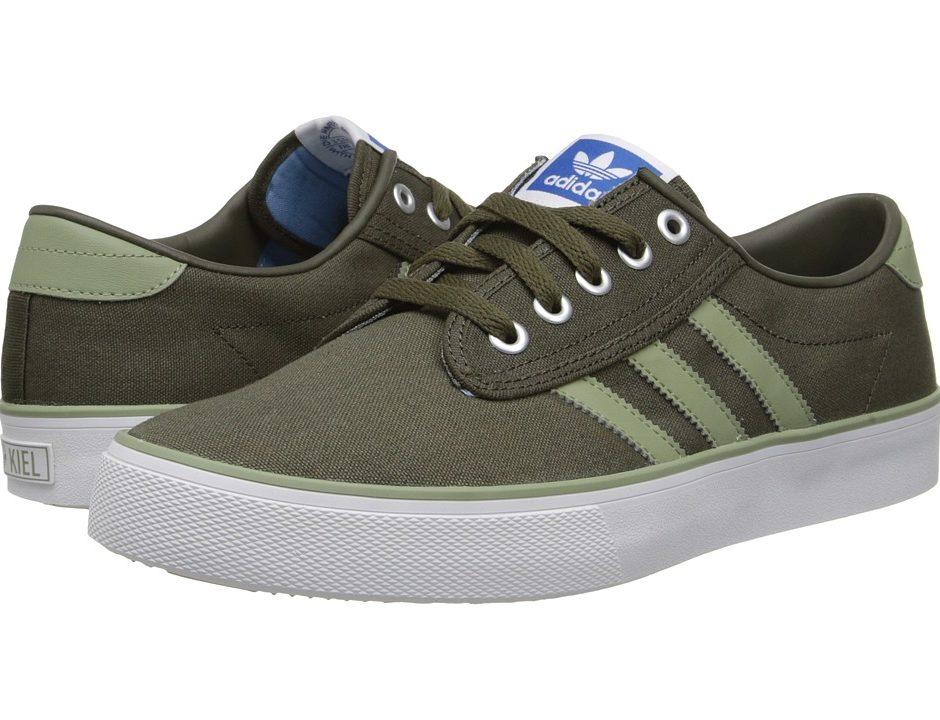 Aumentar Perspicaz Confinar  adidas Originals Kiel 72 (Oak/Tent Green/Bluebird) Classic Shoes ...