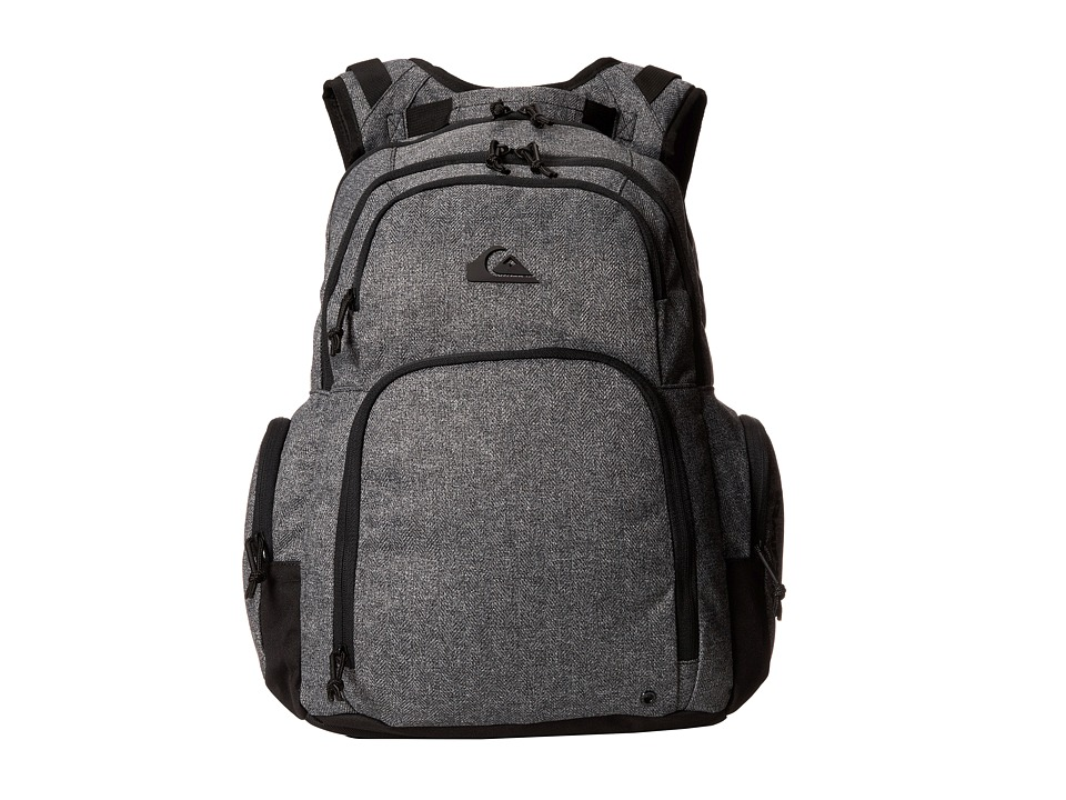 image of Quiksilver 1969 Special (Black Heather) Backpack Bags