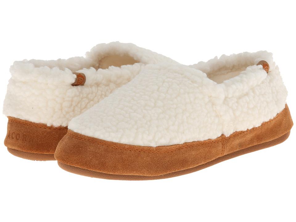 image of Acorn Acorn Moc (Buff Popcorn) Women's Moccasin Shoes