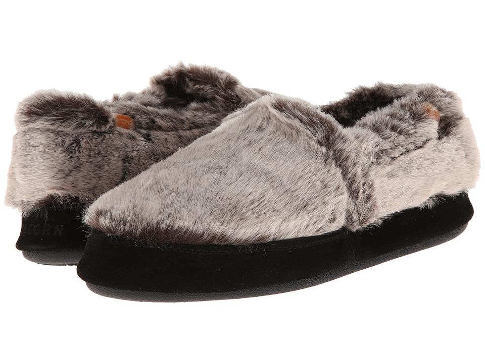 image of Acorn Acorn Moc (Chinchilla) Women's Moccasin Shoes