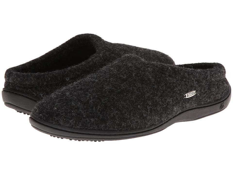 image of Acorn Digby (Black) Men's Slippers