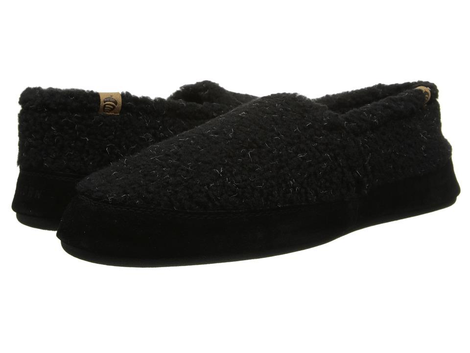 image of Acorn Acorn Moc (Black Berber) Men's Shoes