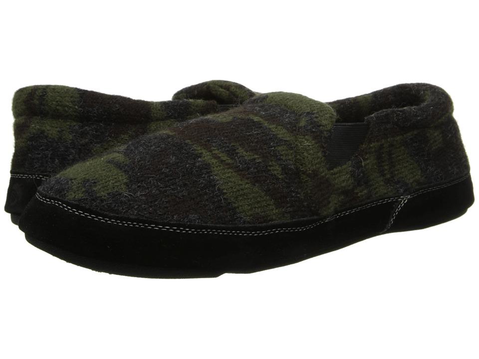 image of Acorn Fave Gore (Camo) Men's Slippers