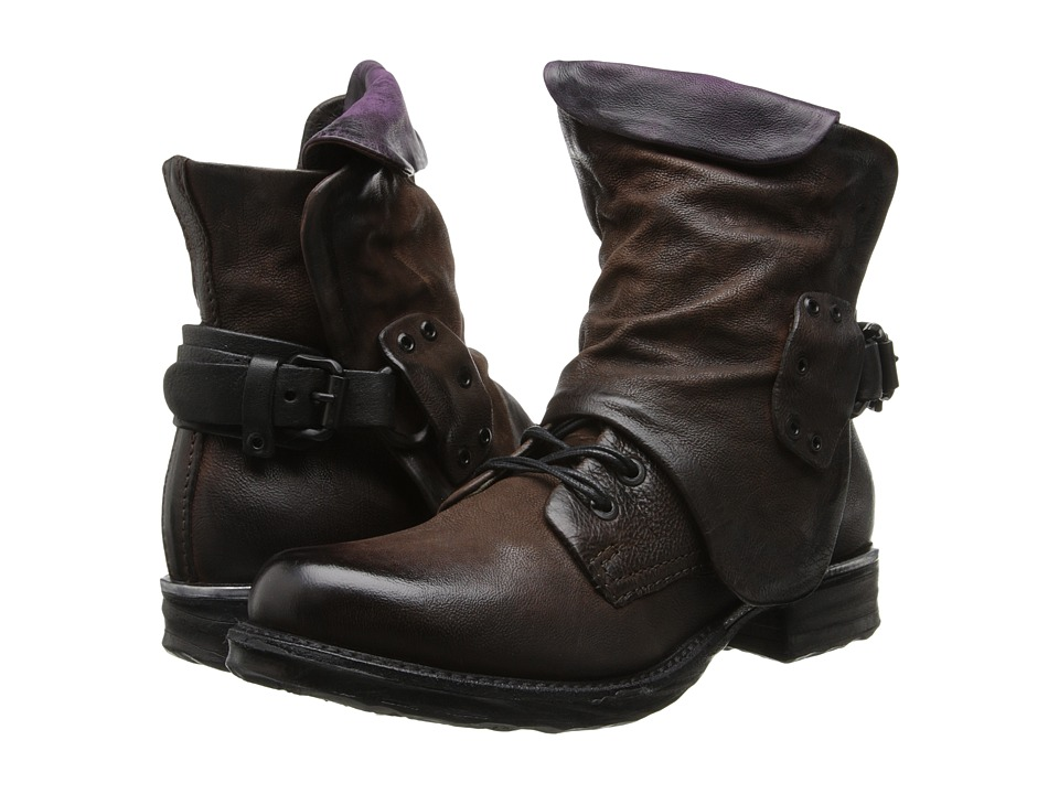 image of A.S. 98 Simon (Brown) Women's Dress Boots