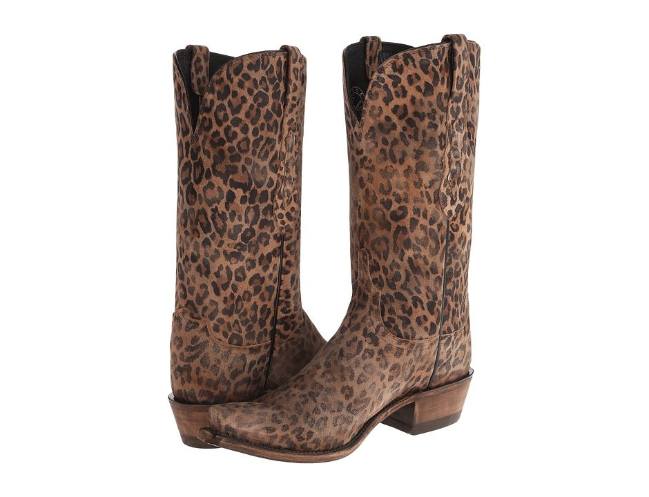 Lucchese N9634.S53 (Gold Brown Leopard