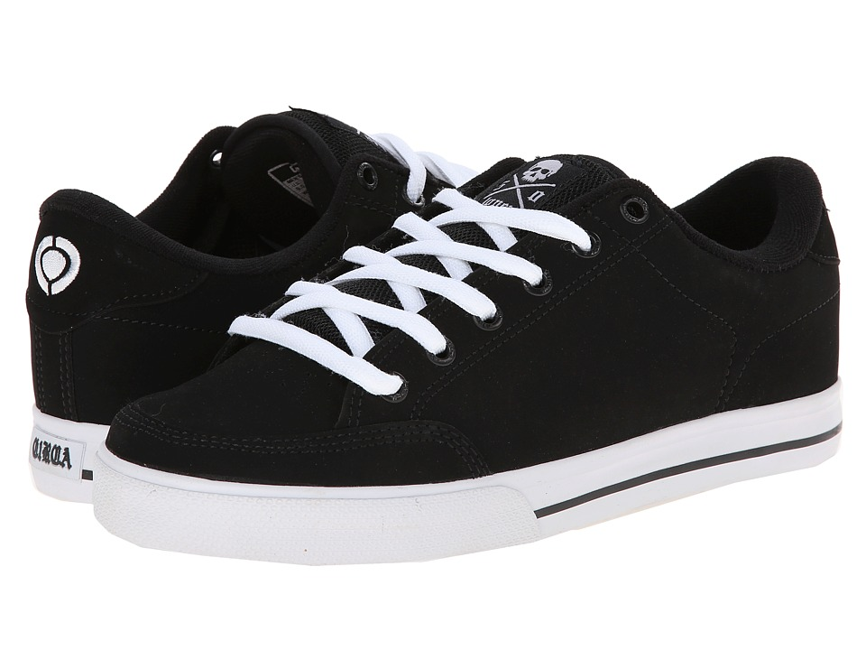 Circa Lopez 50 (Black/White) Men's