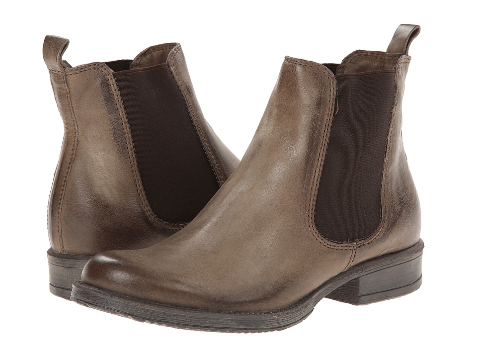image of Miz Mooz Newport (Taupe) Women's Pull-on Boots