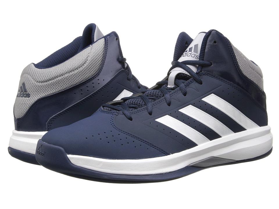 adidas blue basketball shoes