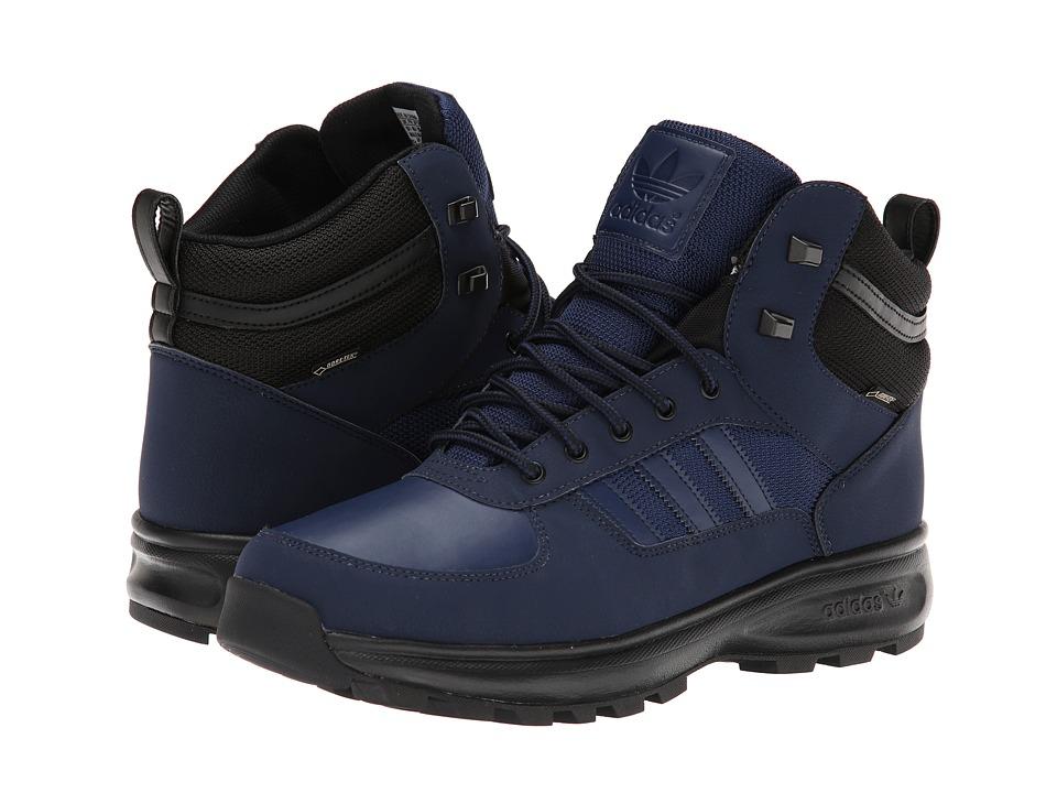 image of adidas Originals Chasker Boot - Gore-Tex (Collegiate Navy/Black) Men's Waterproof Boots