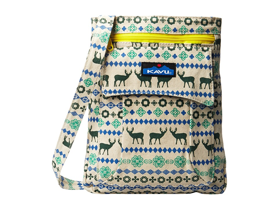 image of KAVU Keeper (Deerski) Day Pack Bags